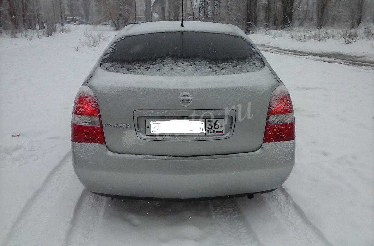 Nissan Primera Iii  P12  1 6 Mt  109  U043b  U0441    U0432  U0412 U043e U0440 U043e U043d U0435 U0436 U0435  U2014 359 000  U0440 U0443 U0431